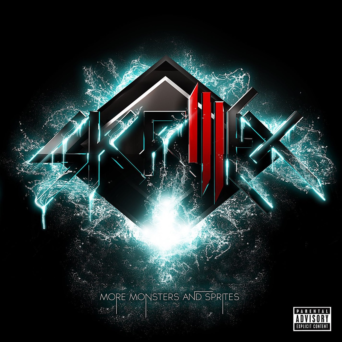 Skrillex Album Cover Recess