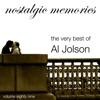 The Very Best of Al Jolson (Nostalgic Memories Volume 89), Al Jolson