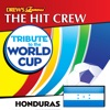 Tribute to the World Cup Honduras