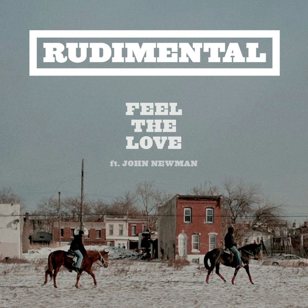 Cover art for Feel The Love