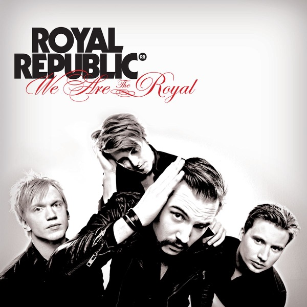 Royal Republic mit Tommy-Gun
