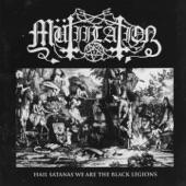 Hail Satanas We Are the Black Legions - Single
