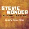 So What the Fuss (Global Soul Remix) - Single ジャケット写真