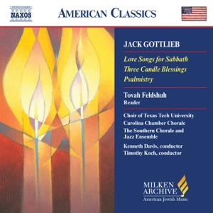 Sarah Graves, Lisa Rogers, Texas Tech University Choir, Karl Dent, Kenneth Davis & Tovah Feldshuh - Love Songs for Sabbath: VII. Mourners' Kadish