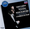 Saint Saëns Symphony No 3 Poulenc Concerto for organ strings and percussion