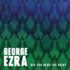 Start:11:35 - George Ezra - Budapest
