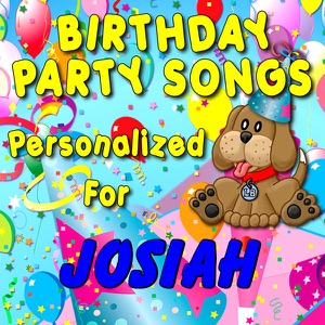 Personalized Kid Music - Do Your Ears Hang Low Josiah (Joesiah, Jasiah, Jesiah, Jasyah, Joziah, Josia)