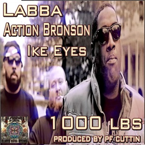 1000 Lbs (feat. Action Bronson & Ike Eyes) - Single Mp3 Download