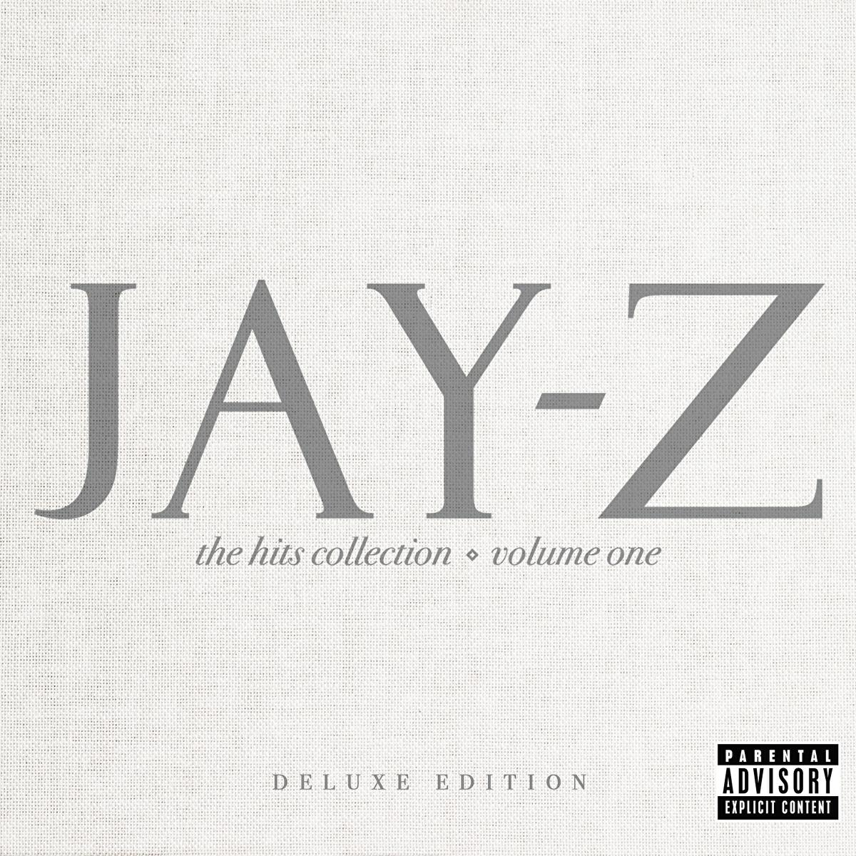 The Hits Collection Vol One Deluxe Edition JAY-Z CD cover