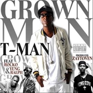 'Grown Man' (feat. Yung Ralph & Rocko) - Single Mp3 Download