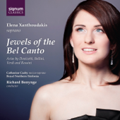 Jewels of the Bel Canto: Arias by Donizetti, Bellini, Verdi & Rossini