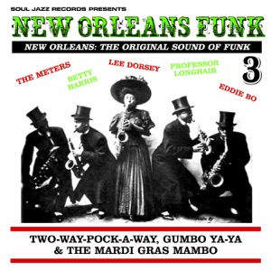 Soul Jazz Records Presents New Orleans Funk 3