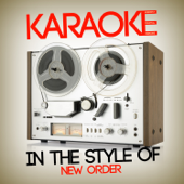 Karaoke (In the Style of New Order) - EP