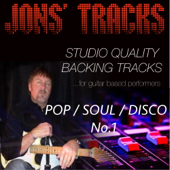 Pop / Soul / Disco, No. 1 - Studio Quality Backing Tracks (for Guitar Based Performers)