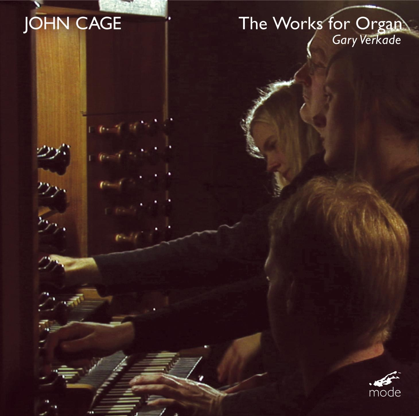 Cage: The Works for Organ