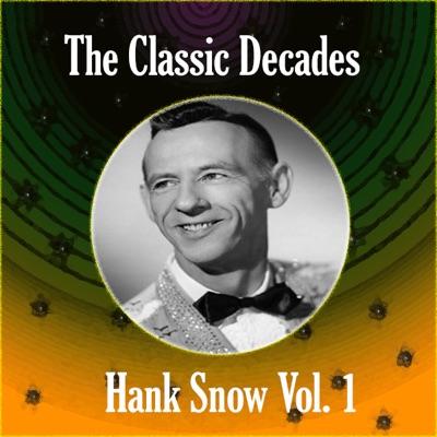 The Classic Decades Presents Hank Snow, Vol. 1 - Hank Snow