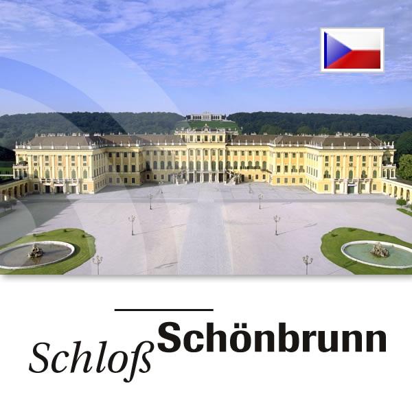 """Schloß Schönbrunn - Reprezentační sály a soukromé komnaty v tzv. """"Noblesním patře"""""""