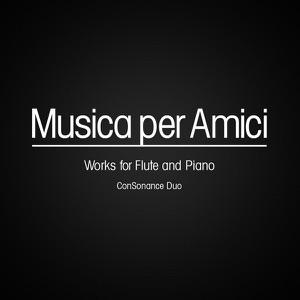 "ConSonance Duo, Dorothea Susanne Meindl & Dorothea Hofmann - Three Pieces from ""CHU-U"""