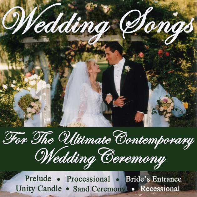 Modern Wedding Music: Wedding Songs For The Ultimate Contemporary Wedding