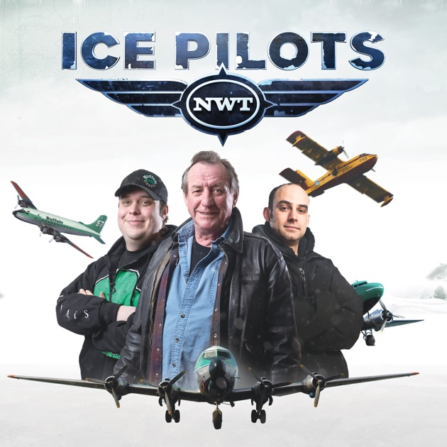 Ice pilots nwt season 4 on itunes for Ice pilots spiegel tv