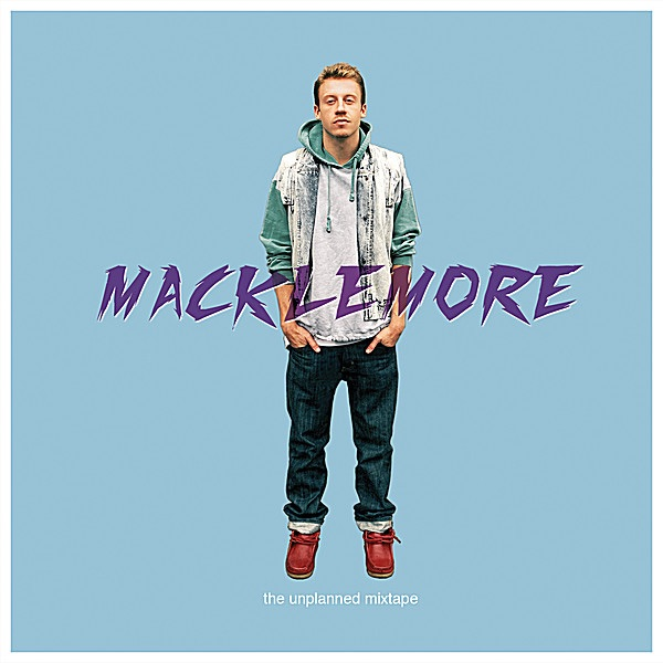 The Unplanned Mixtape - EP Macklemore CD cover