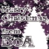 Merry Christmas from BoA - EP ジャケット画像