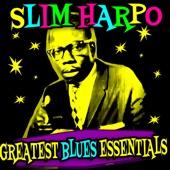 Slim Harpo - Little Liza Janie (Live)