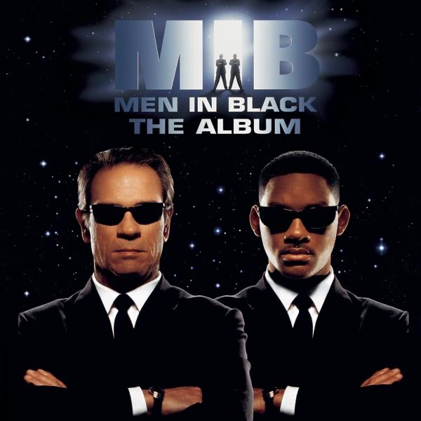 Cover art for Men In Black