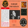 The Quintessence: New York, 1944-1948, Sarah Vaughan