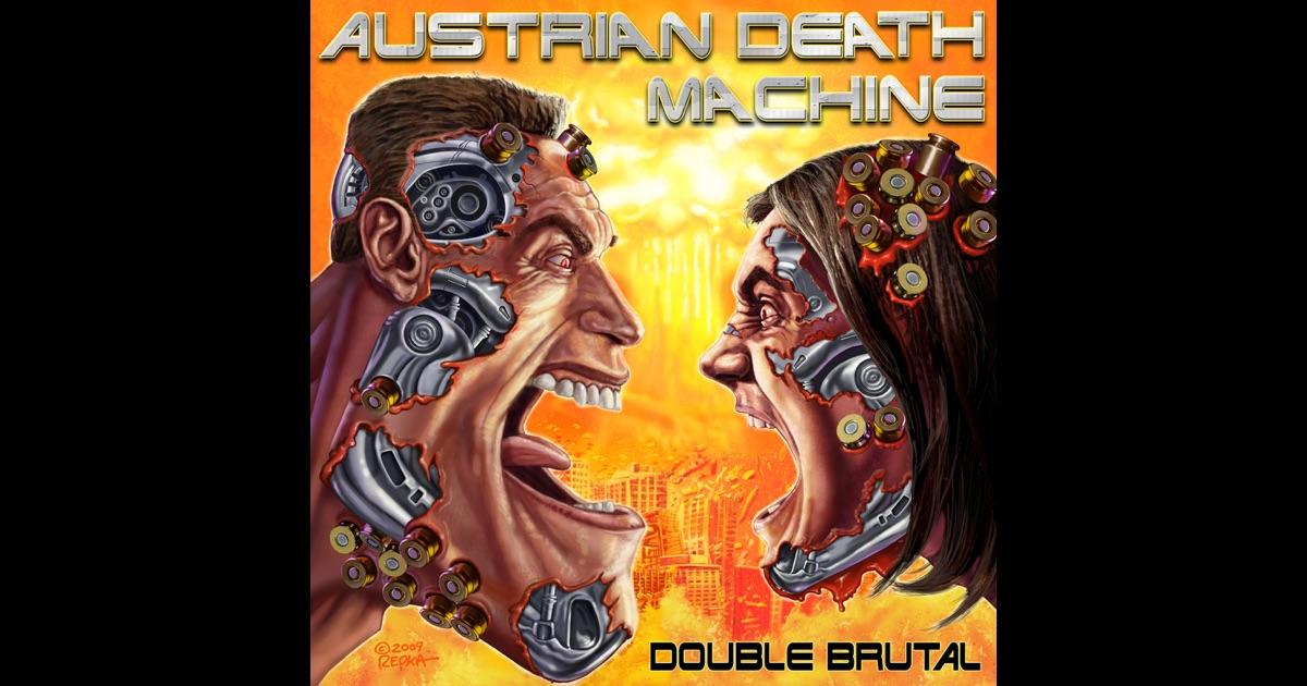 austrian machine lyrics