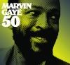 Marvin Gaye '50' ジャケット写真
