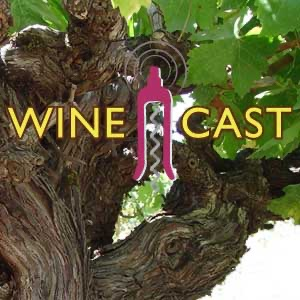 Winecast, a podcast by Tim Elliott