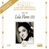 Lola Flores - Bulerías de Antonio Torres ilustración