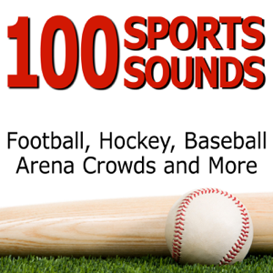 Pro Sound Effects Library - 100 Sports Sounds: Football, Hockey, Baseball, Arena Crowds and More