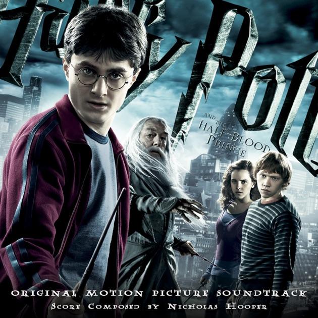 harry potter 6 soundtrack
