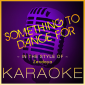 Something To Dance For Instrumental Version High Frequency Karaoke - High Frequency Karaoke