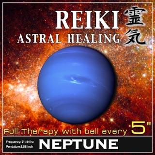 Reiki Astral Healing - Jupiter Frequency (1h Full Binaural Healing