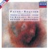 Fauré: Requiem, Charles Dutoit, Dame Kiri Te Kanawa, L'Orchestre Symphonique de Montréal & Sherrill Milnes