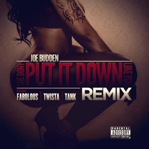 She Don't Put It Down (Remix) [feat. Fabolous, Twista & Tank] - Single Mp3 Download