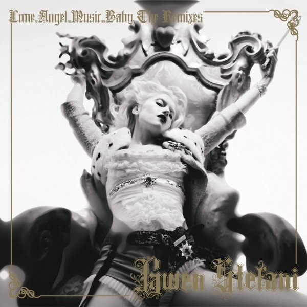 Love Angel Music Baby The Remixes - EP Gwen Stefani CD cover