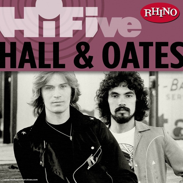 Rhino Hi-Five: Hall & Oates - EP