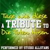 Tage wie diese - Single, Studio All-Stars