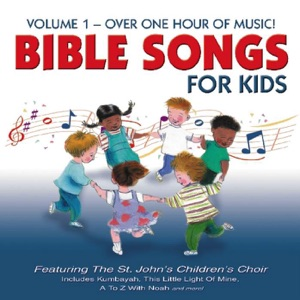 St. John's Children's Choir - The Old Rugged Cross