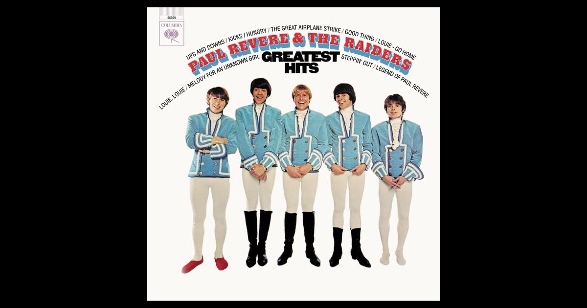 Paul Revere & The Raiders on Apple Music