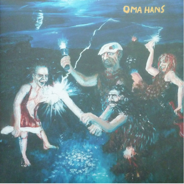 oma hans trapperfieber