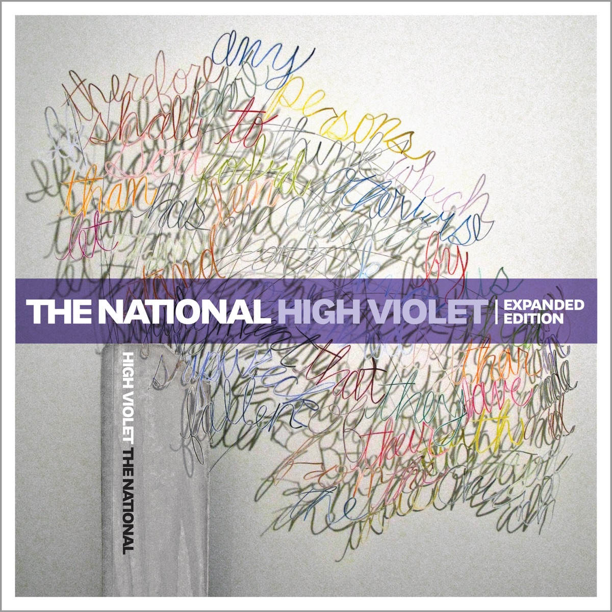 High Violet Expanded Edition The National CD cover