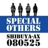 SHIBUYA-AX 080525 ジャケット写真