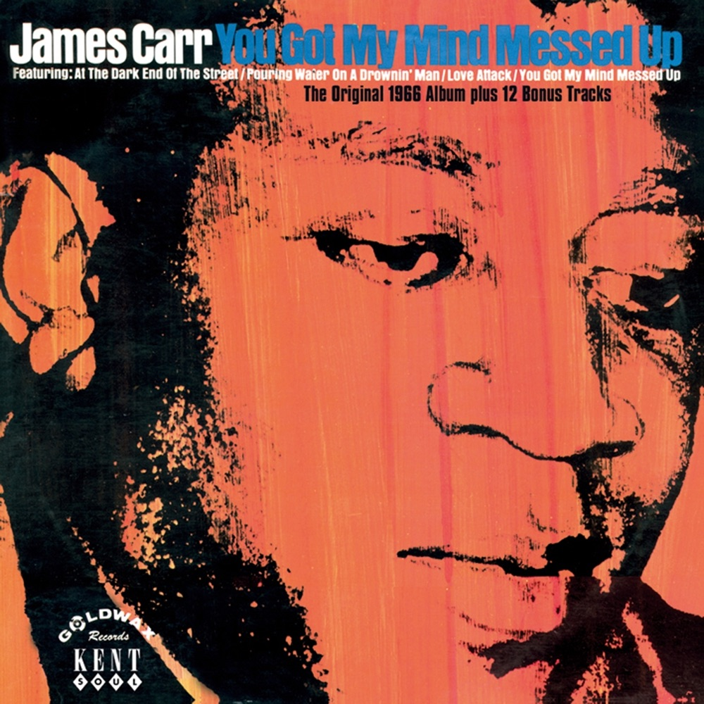 These Ain't Raindrops by James Carr