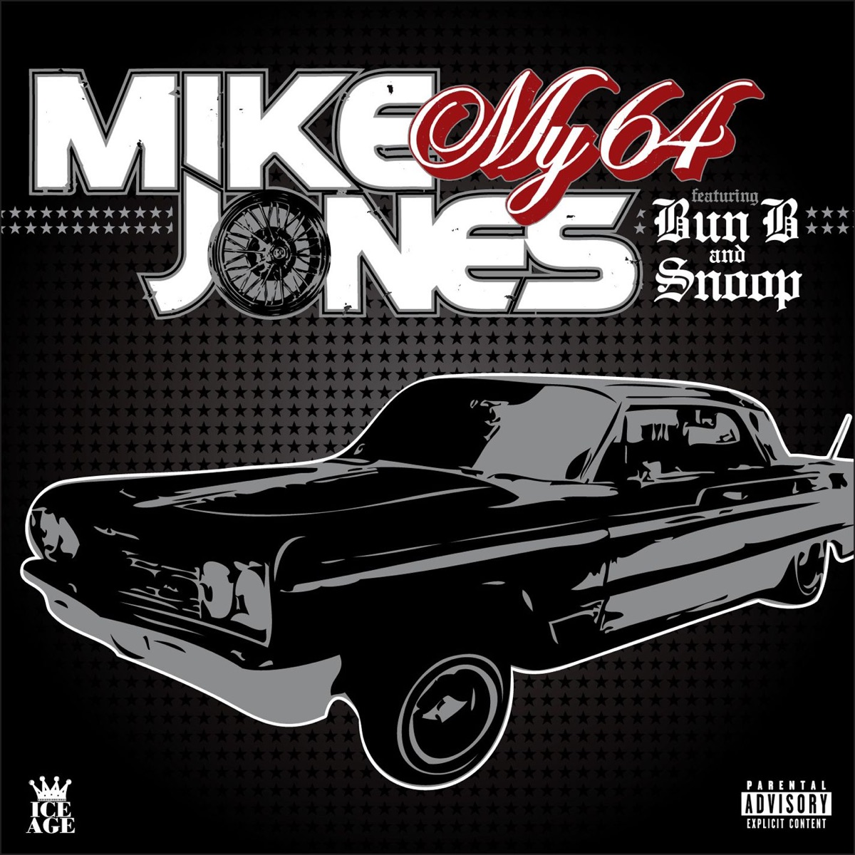 My 64 Ep Album Cover By Mike Jones Featuring Bun B Snoop