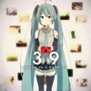 39 (feat. 初音ミク) - Single ジャケット写真